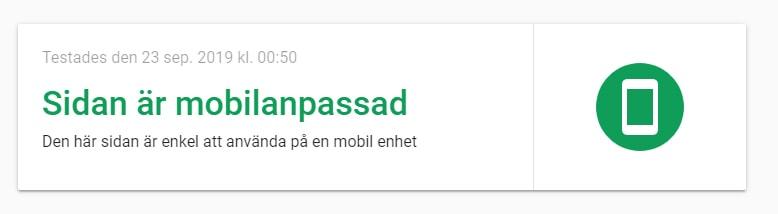 mobiltest